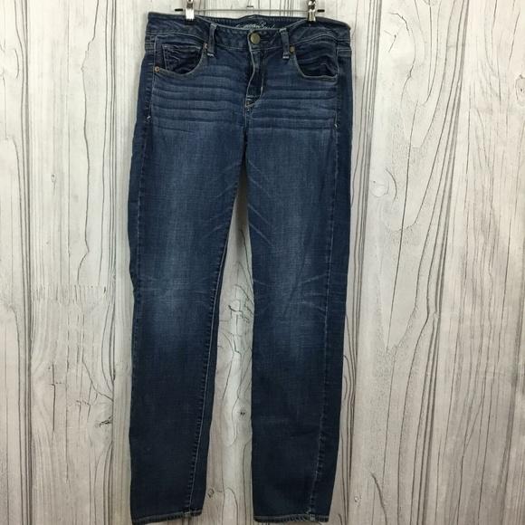American Eagle Denim - American Eagle Super Stretch Skinny Jeans Womens